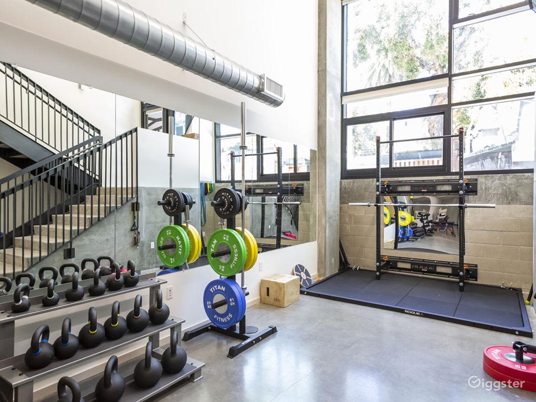 Loft Gym Photo 3