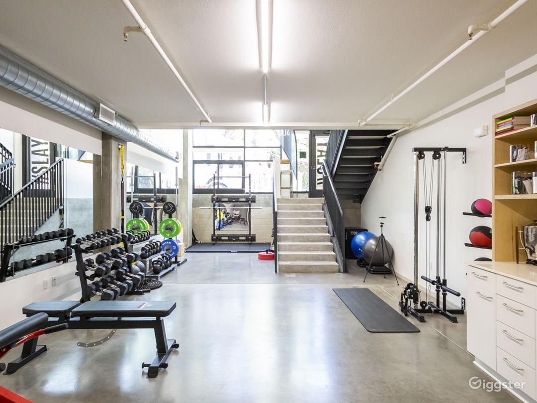 Loft Gym Photo 1