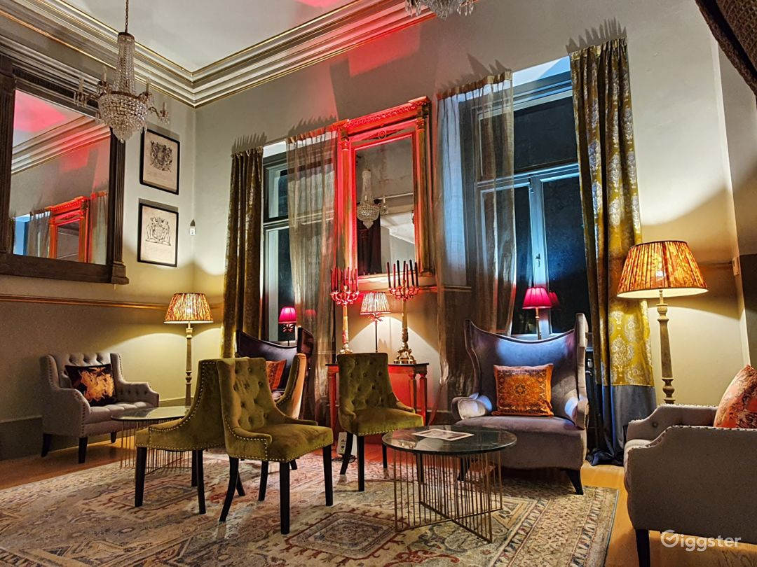 Chic Space for Meetings in London Photo 1