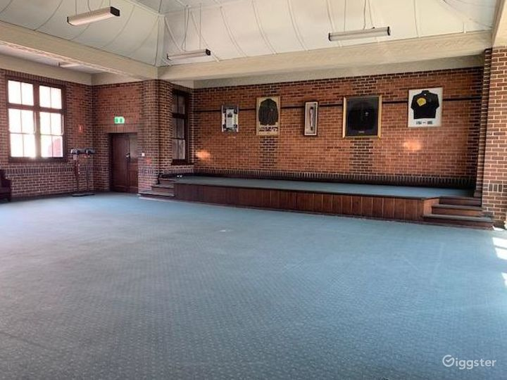 The Light and Spacious Gillespie Hall Photo 2