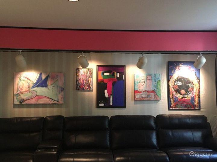 Atrium Gallery in Chicago