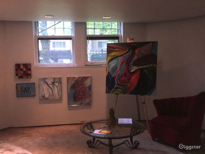 Atrium Gallery in Chicago Photo 2