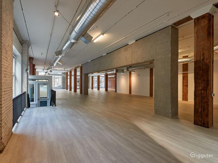 Urban Industrial Event Venue in Pioneer Square Photo 3