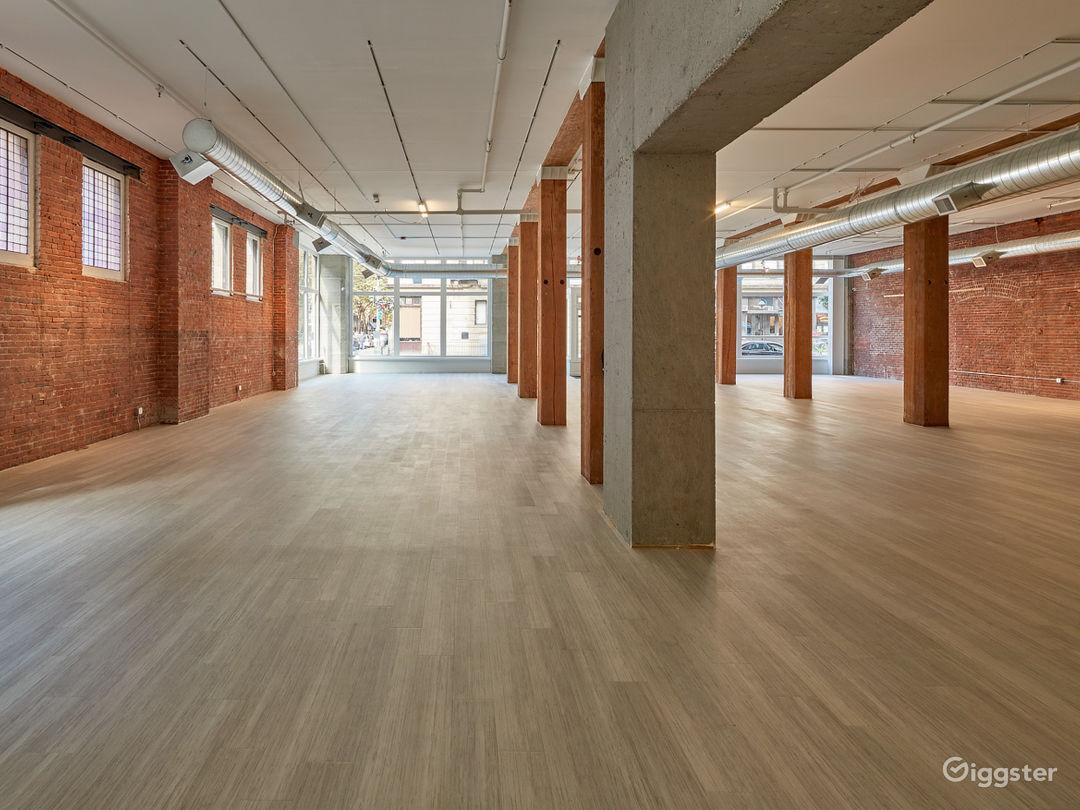 Urban Industrial Event Venue in Pioneer Square Photo 4