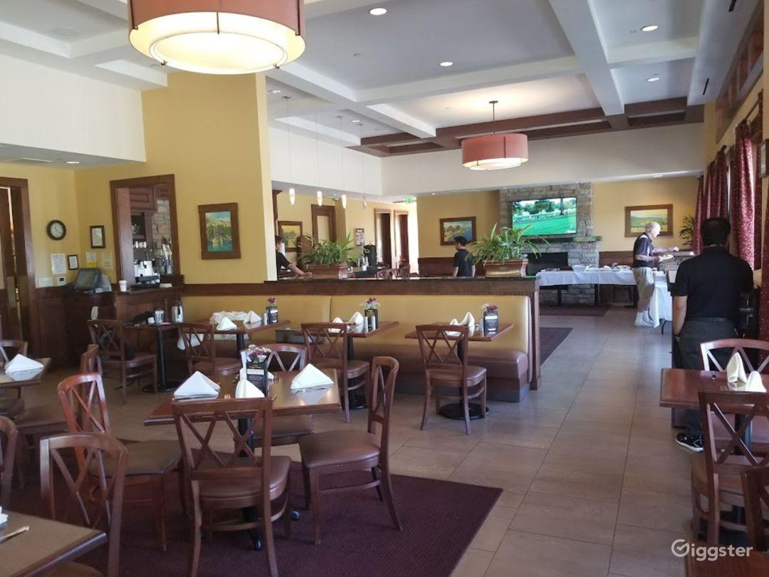 Welcoming Indoor Venue in San Rafael Photo 1