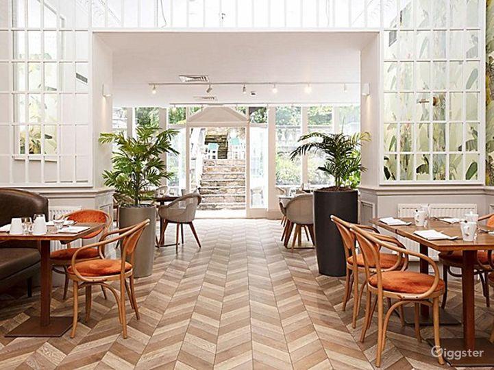 Bright Terrace Restaurant in Edinburgh Photo 4