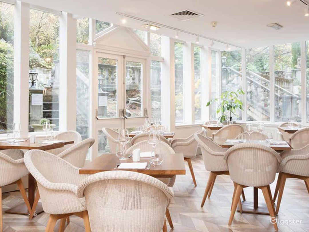 Bright Terrace Restaurant in Edinburgh Photo 1