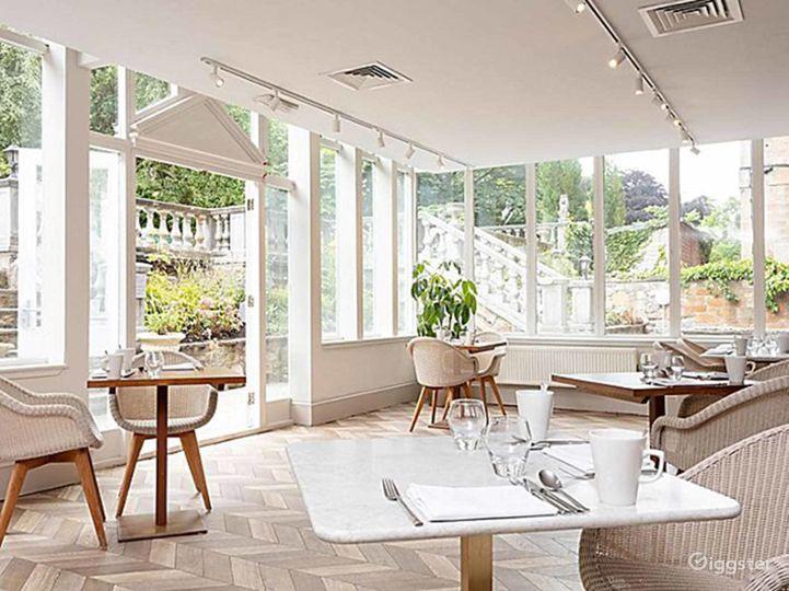 Bright Terrace Restaurant in Edinburgh Photo 3