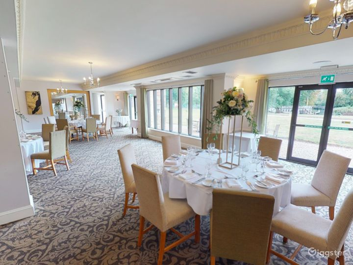 Scenic River Room with Terrace in Oxford Photo 3