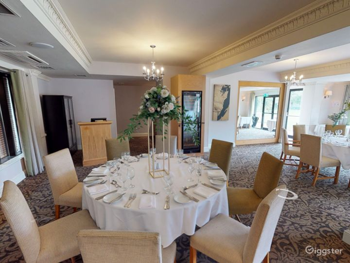 Scenic River Room with Terrace in Oxford Photo 5