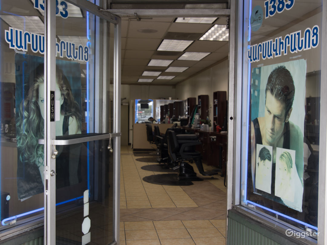 Hair Salon for filming  Photo 3