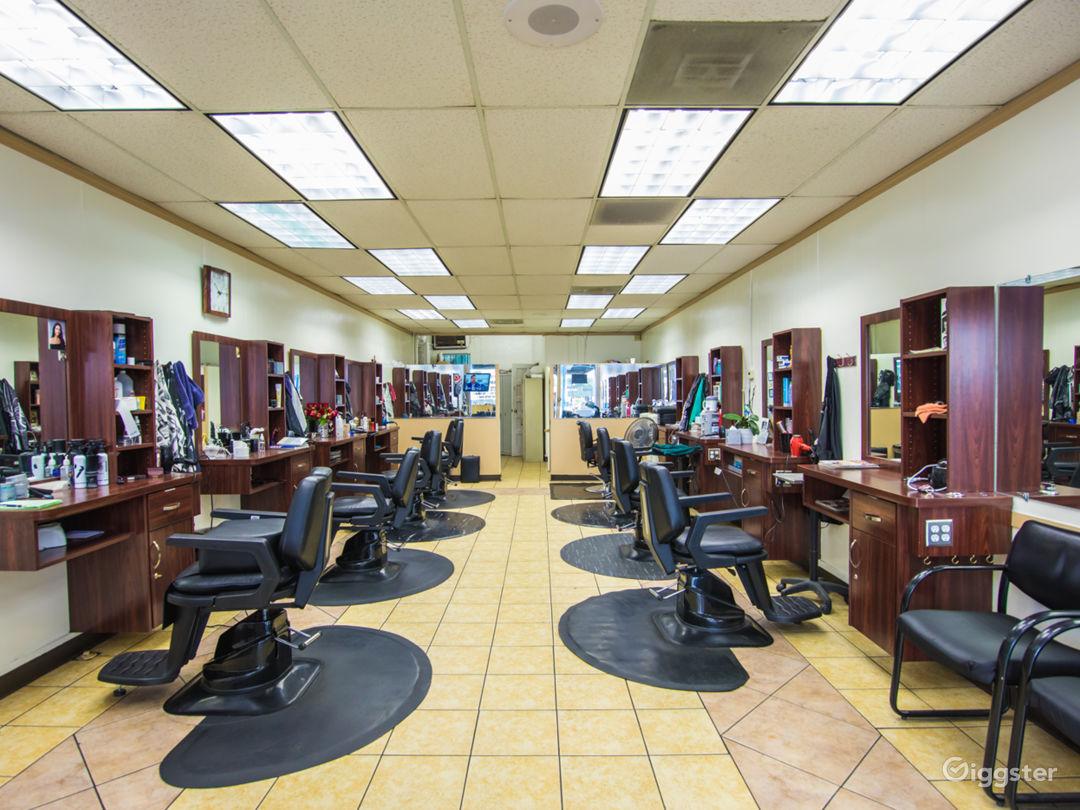 Hair Salon for filming  Photo 5
