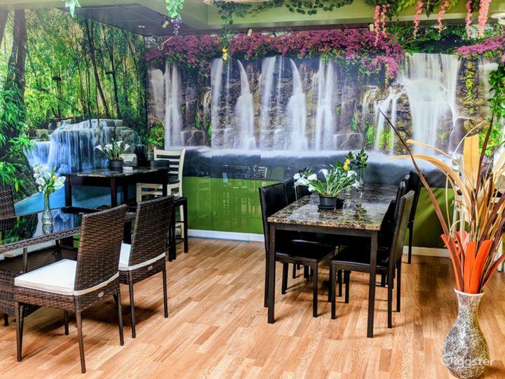 Enchanting Indoor Restaurant in San Mateo