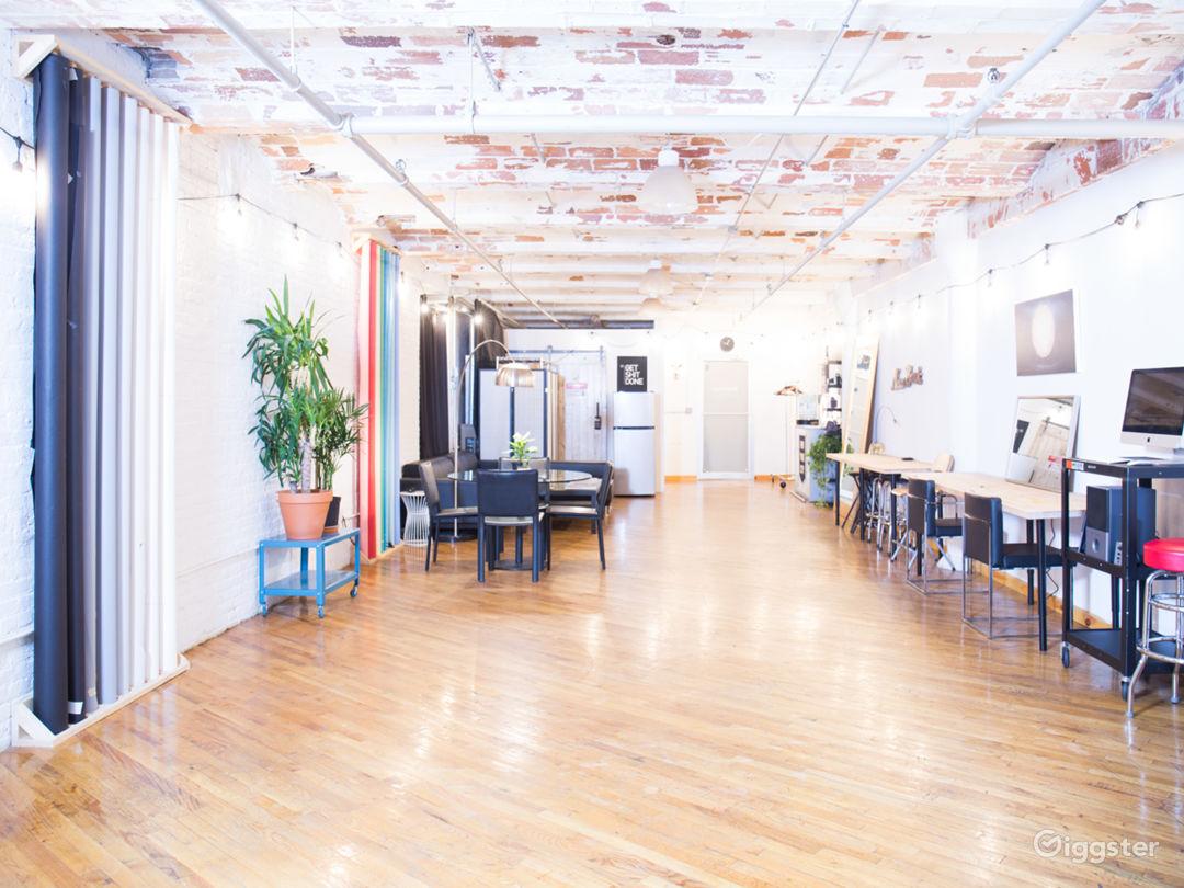 Bela & Brava Studios (1800 Sq Ft. Rental Studio) Photo 2