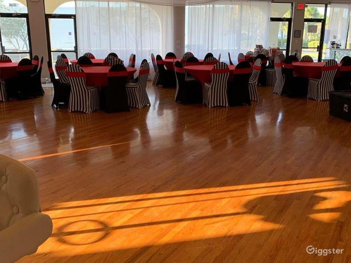 Huge Elegant Ballroom in Delray Beach Photo 4