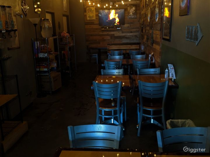 Small Event Space in a Tap Room in Oregon Photo 2