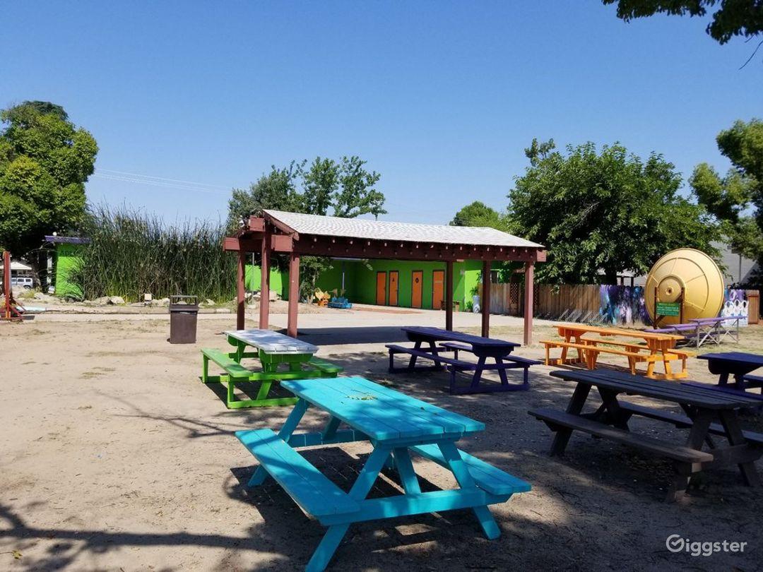The Park - Outdoor Venue in Fresno Photo 1