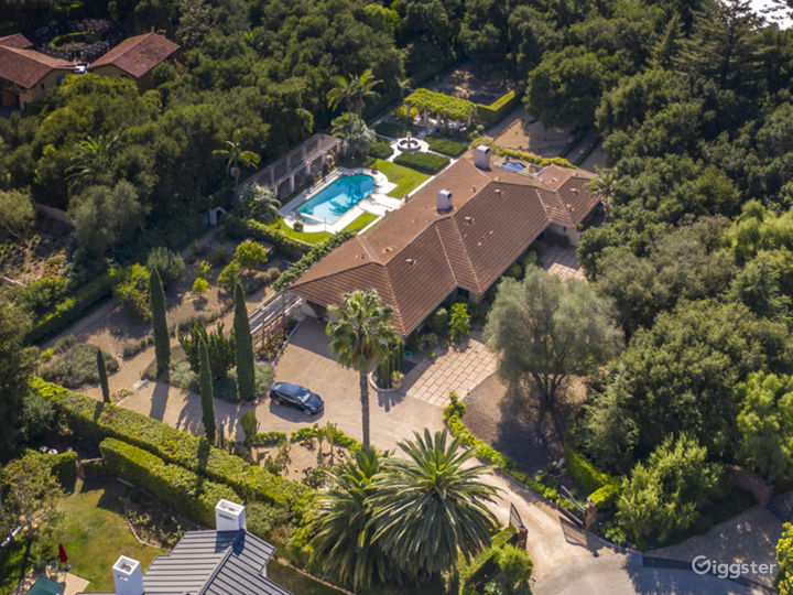 Beautiful Montecito Estate with magical gardens Photo 2