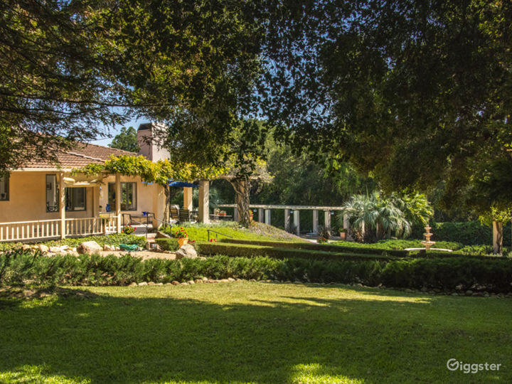 Beautiful Montecito Estate with magical gardens Photo 5
