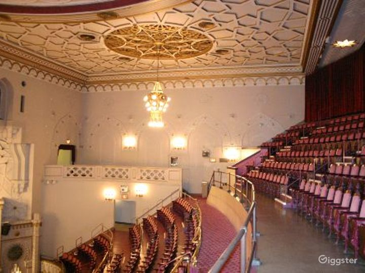 Upscale theater and dance studio: Location 4088 Photo 2