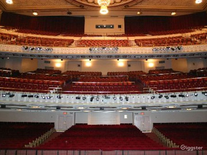 Upscale theater and dance studio: Location 4088 Photo 3