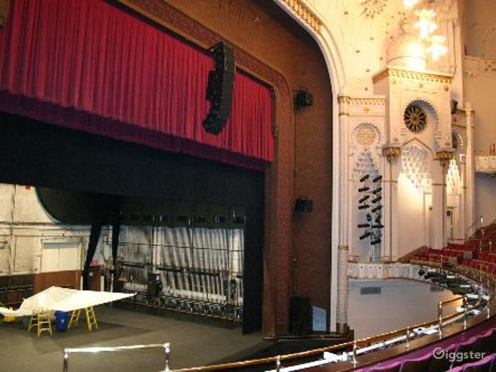 Upscale theater and dance studio: Location 4088 Photo 4