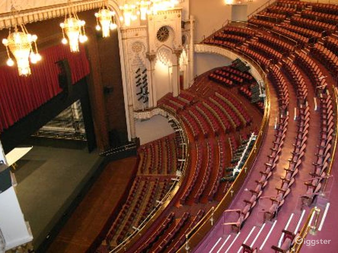 Upscale theater and dance studio: Location 4088 Photo 1