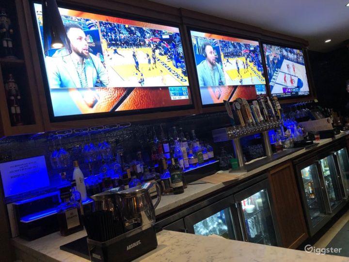 Sporty Resto Bar in San Jose Photo 3
