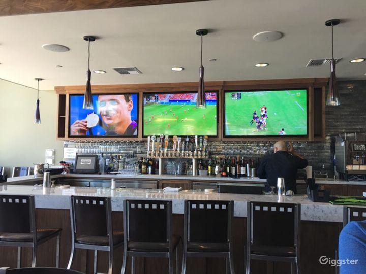 Sporty Resto Bar in San Jose