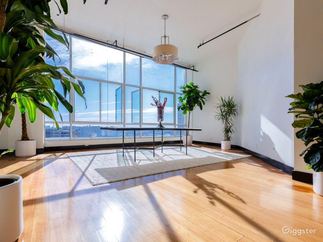 Enormous DTLA penthouse with tons of natural light Photo 4