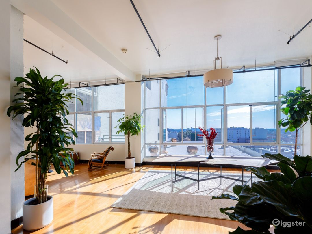 Enormous DTLA penthouse with tons of natural light Photo 5