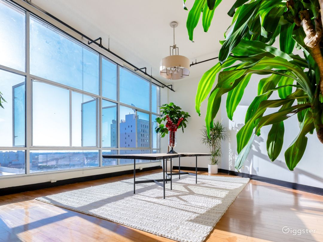Enormous DTLA penthouse with tons of natural light Photo 3