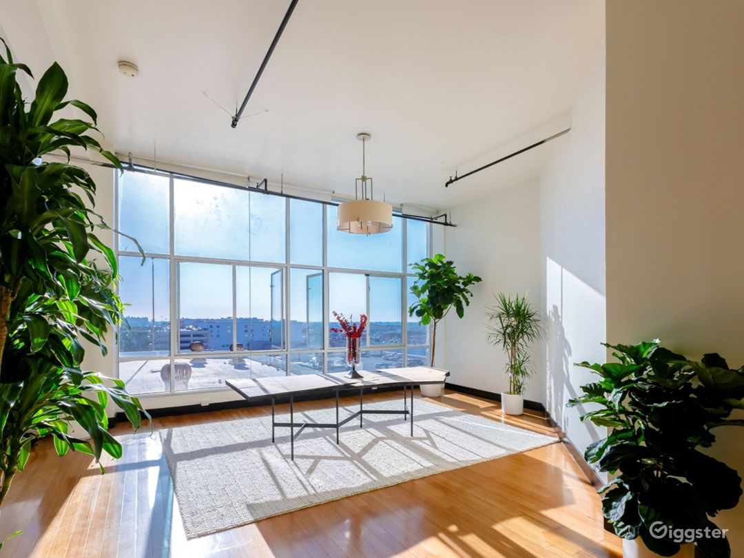 Enormous DTLA penthouse with tons of natural light Photo 1