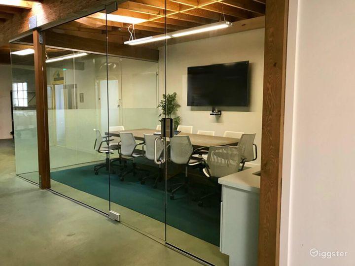 Flexible Conference Room in Berkeley Photo 4