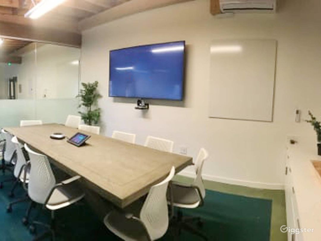 Flexible Conference Room in Berkeley Photo 1