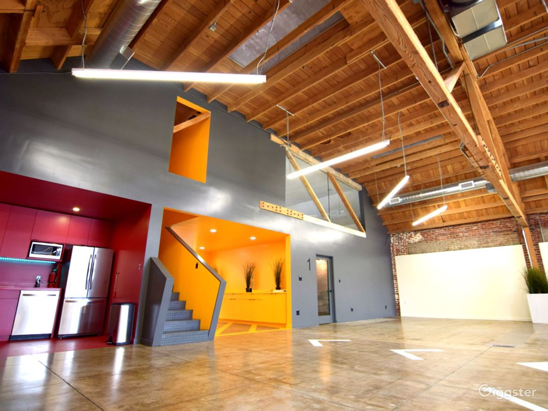 Huge Warehouse Film Location & Event Space Photo 1