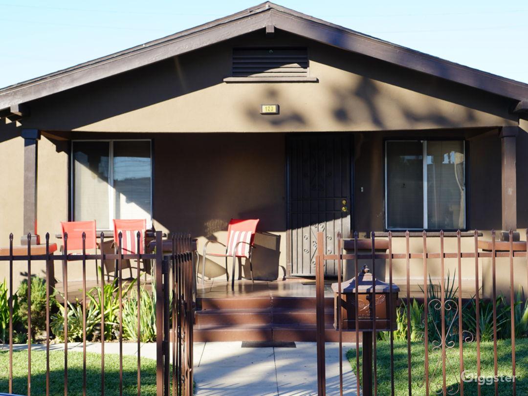South LA Very Nice Craftsman House Photo 1