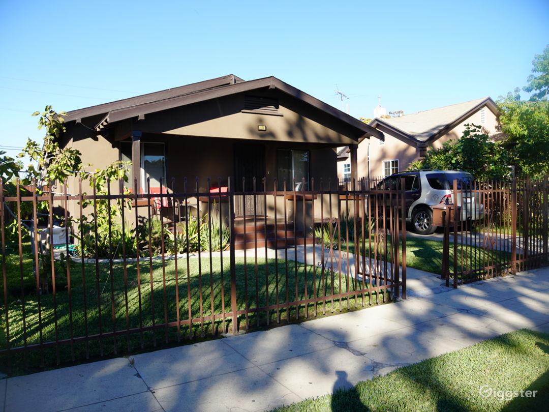 South LA Very Nice Craftsman House Photo 2