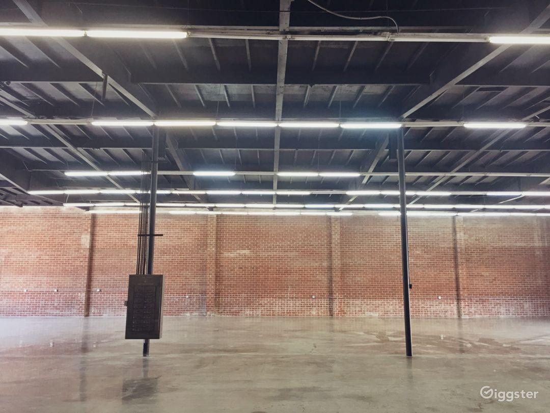Newly Renovated Downtown Brick Warehouse~ 8,000 SF Photo 1