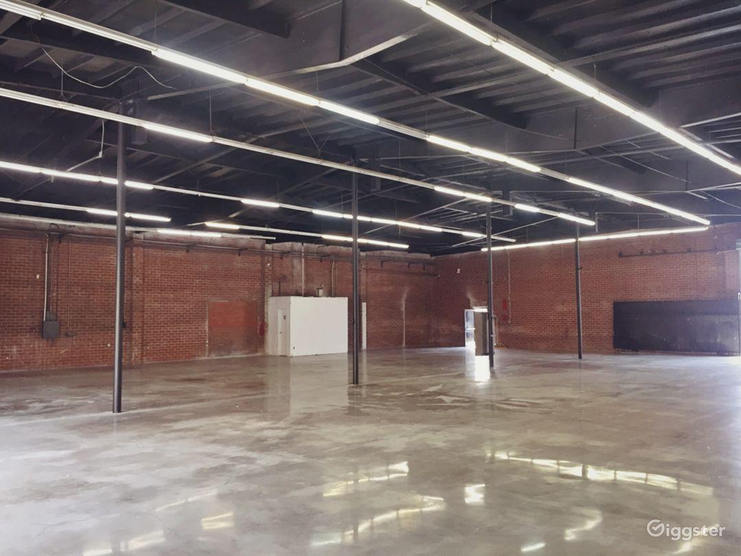 Newly Renovated Downtown Brick Warehouse~ 8,000 SF Photo 2