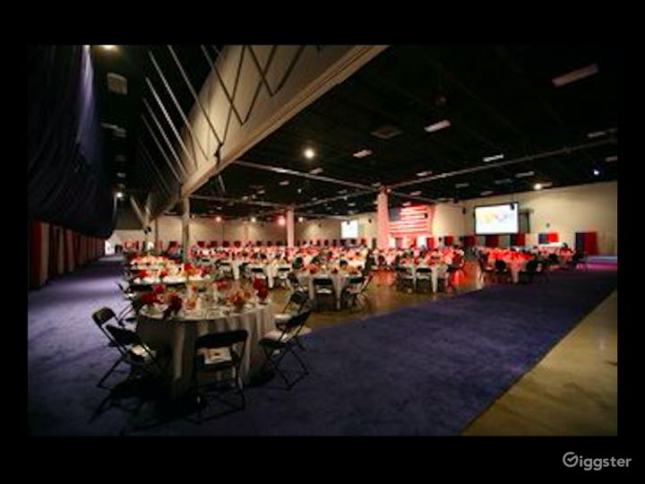 Intimate and Spacious Exhibition Hall A  Photo 3