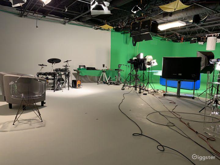 Green Screen Studio Photo 3