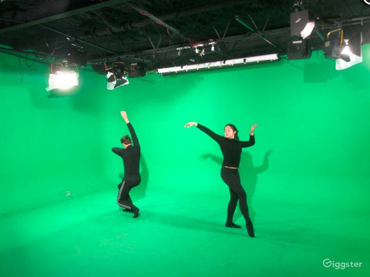 Green Screen Studio Photo 4