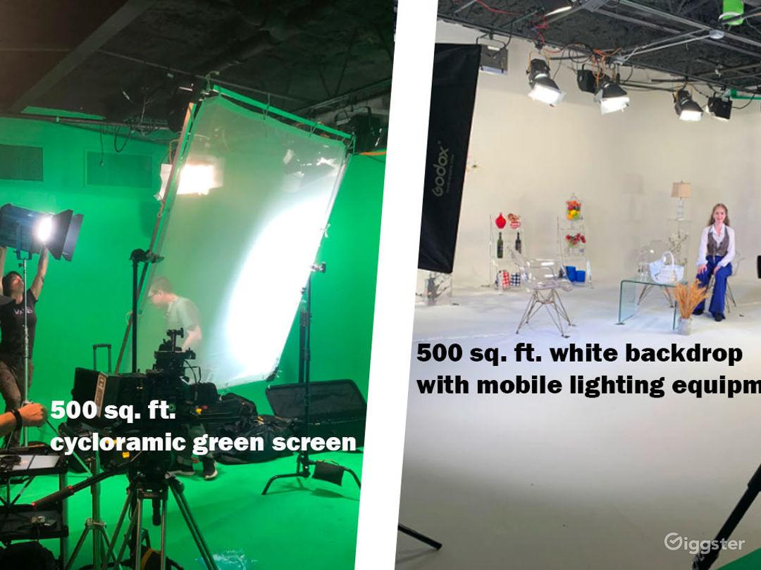 Green Screen Studio Photo 1