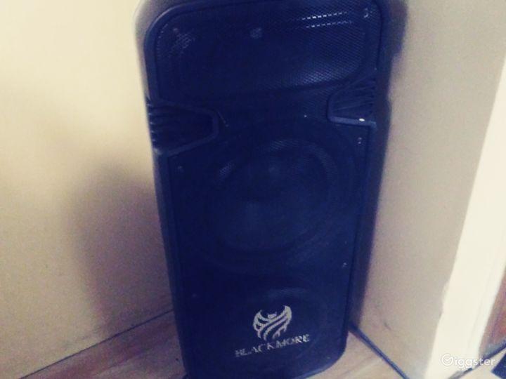 Very loud speaker