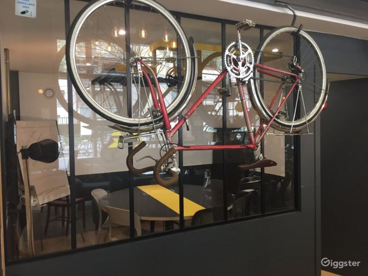 Athletic Bike Room Photo 2