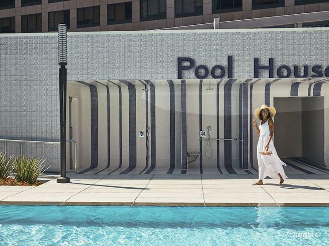 Luxury Hotel Outdoor Pool Photo 1