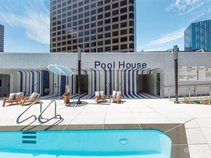 Luxury Hotel Outdoor Pool Photo 4