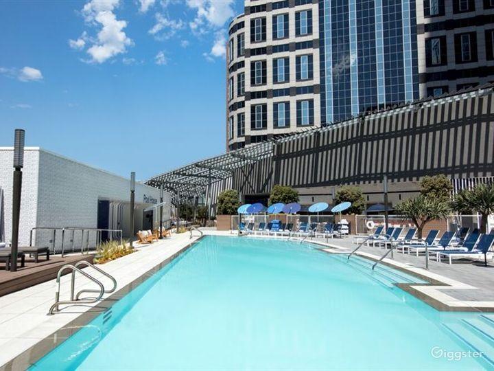 Luxury Hotel Outdoor Pool Photo 5