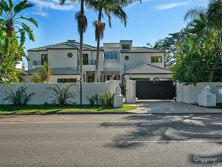 Sleek Mansion Estate Photo 2